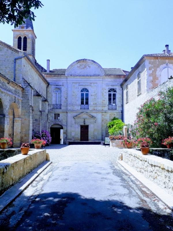 Visite au château de Cassaigne
